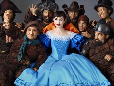 Pamuk Prenses'in Maceraları: Ayna Ayna Söyle Bana Filmi