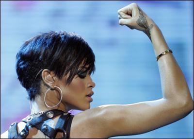 Rihanna Bonus Card