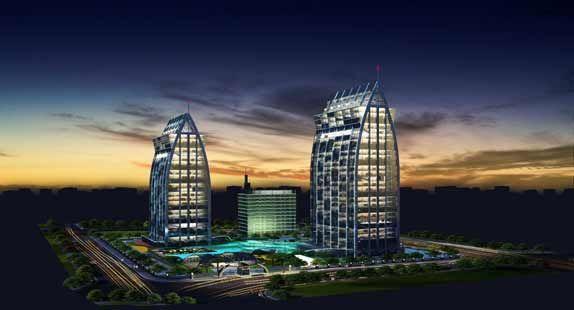 Maltepe konut projeleri - DAP Royal Center